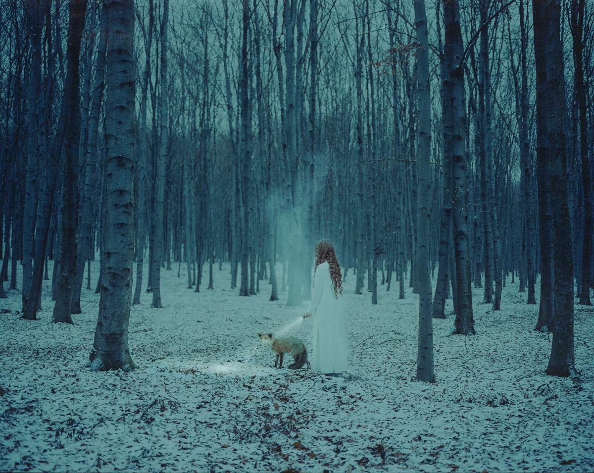 Laura Makabresku's Dark, Uncanny Fairy tales