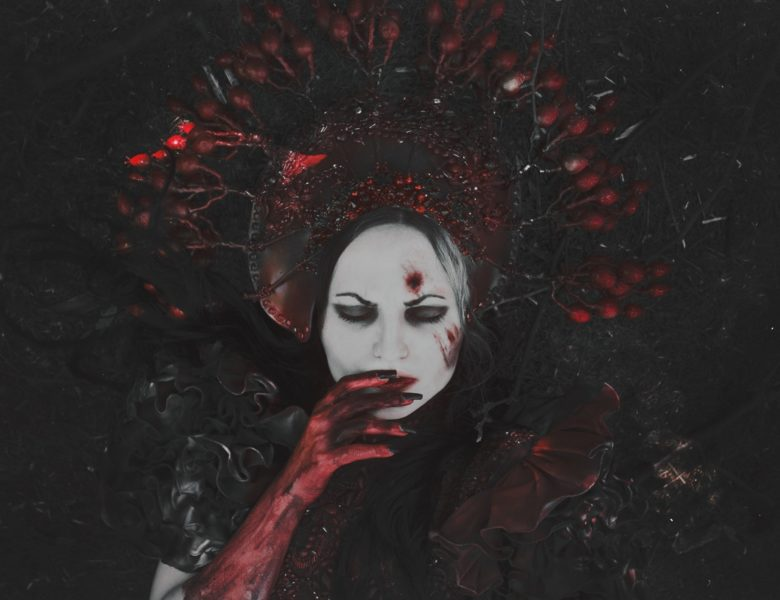 Interview with Russian fine art photographer and multimedia artist Natalia Drepina: tenebrous emotional portraits