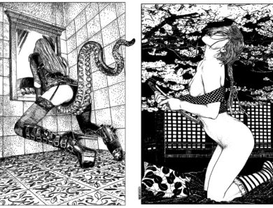 Interview with Visual Artist Apollonia Saintclair