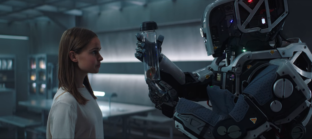 I Am Mother(2019): a gripping post-apocalyptic sci-fi film
